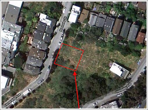 Brewster Street Site