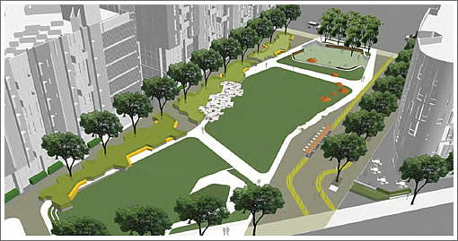 The Designs For Daggett Park