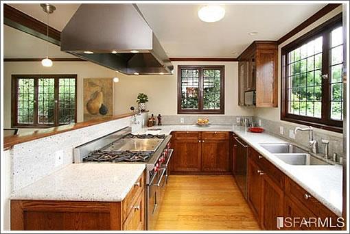 1495 Monterey Kitchen