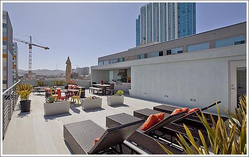 357 Tehama #4 Roof Deck