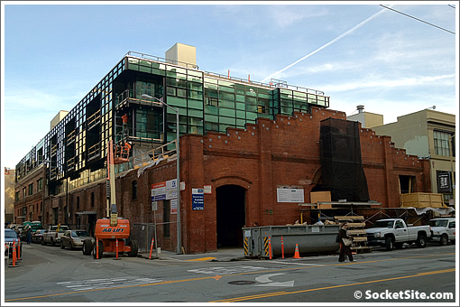 """Arc Light """"Urban Lofts"""" At 21 Clarence Place Leasing Come April"""