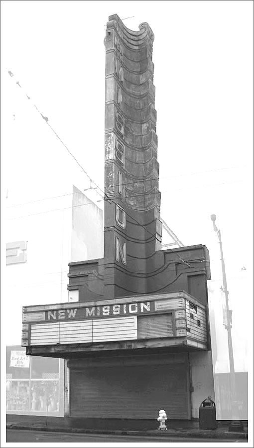 New Life, Food, And Beer For The New Mission Theater As Proposed