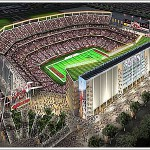 Santa Clara Approves 49ers Stadium Contract And Plans For 2014