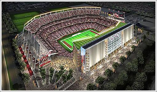 Santa Clara Football Stadium