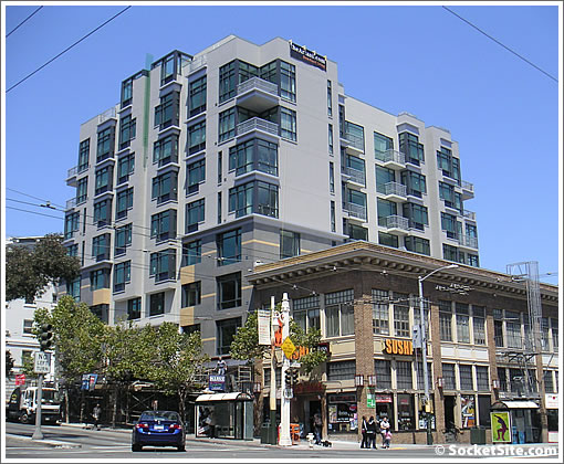 A Two-Year Artani (818 Van Ness Avenue) Apple To Be