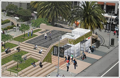 Central Subway Union Square Station Rendering