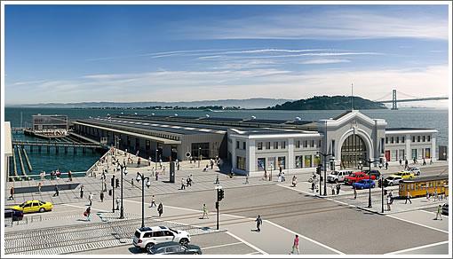 Piers Exploratorium 60 Percent Complete, Opening Spring 2013