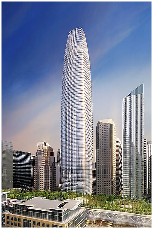 Yes, The Proposed Transbay Transit Tower Shrank A Hundred Feet