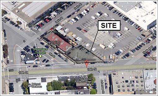 1150 16th Street Site