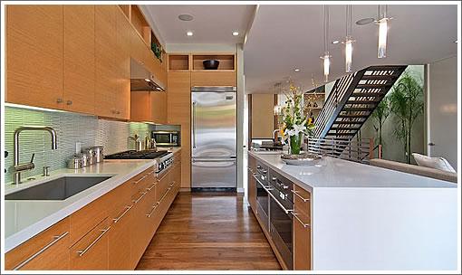 350 Hill Kitchen