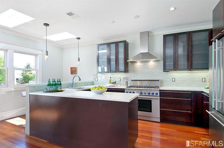 229 Douglass Kitchen. 2012