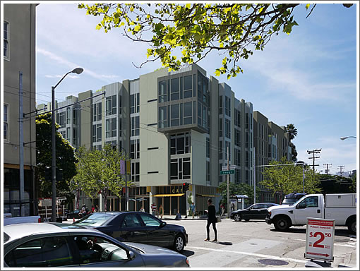 401 Grove Street Revised Design