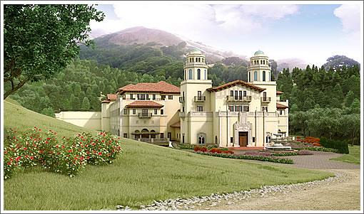 Grady Ranch Studio Rendering