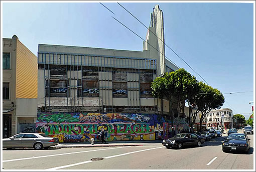 North Beach Pagoda Theater Set To Be Sold To New Yorkers Today?