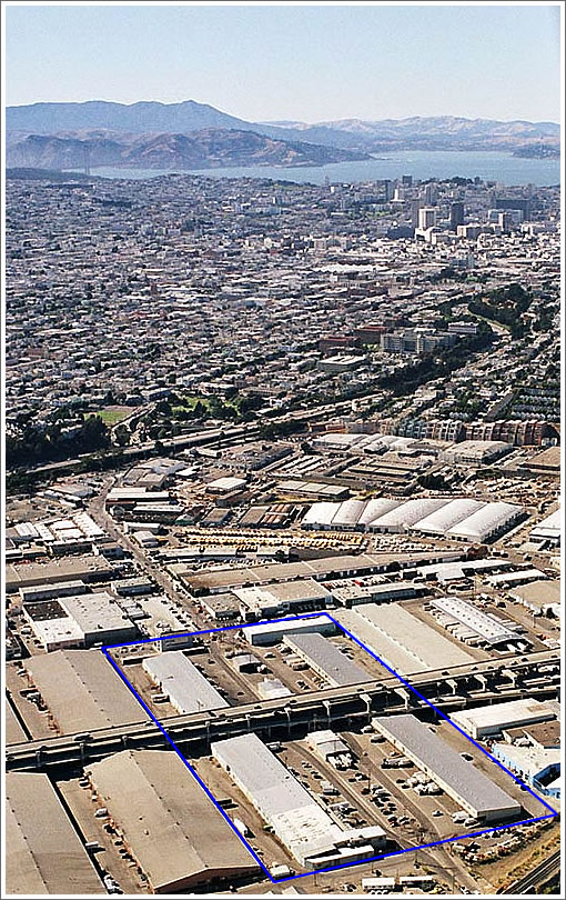 The Vision (And Financing) For SF's Wholesale Produce Market