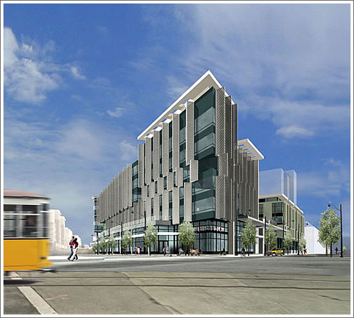 1180 Fourth Street Rendering