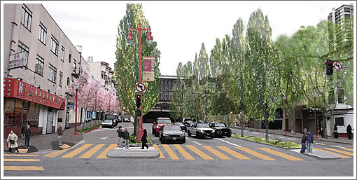 Broadway Street After