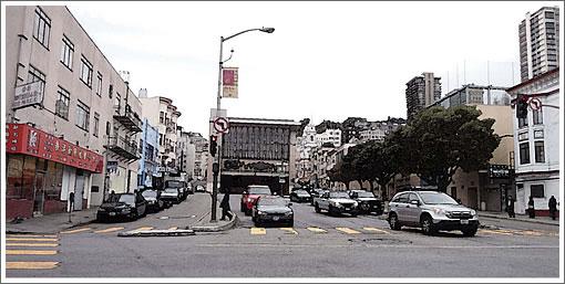 Broadway Street Before