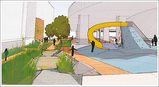 Oscar Park Concept
