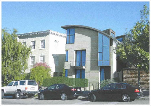 2712 Broadway Rendered with 2714 Broadway
