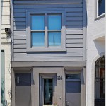 A Peek Inside (And Behind) The Modern Little Dwelling At 368 Vallejo