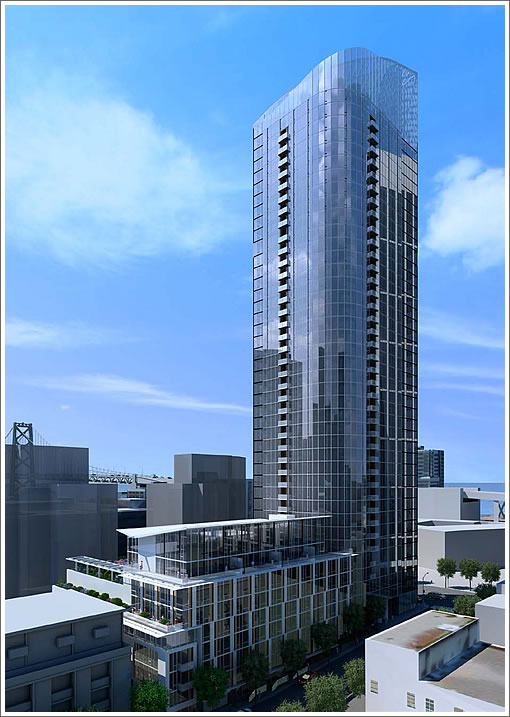 399 Fremont Scoop: Redesigned And Pursuing Construction Permits