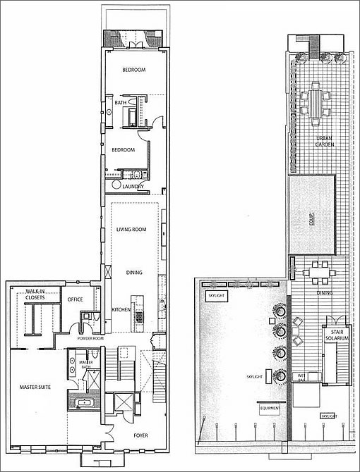 42 Hotaling Floor Plan