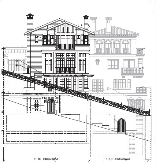 Making Garage Building Plans: Building Plans For The Point One Percent On Broadway And