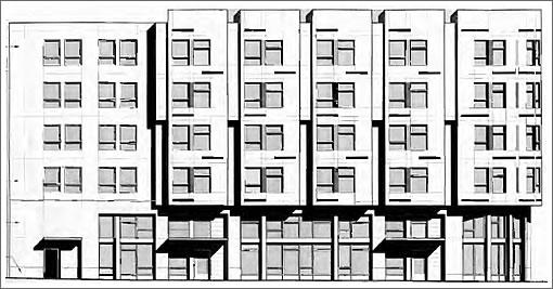 1600 Market Street Rendering: Forum Design