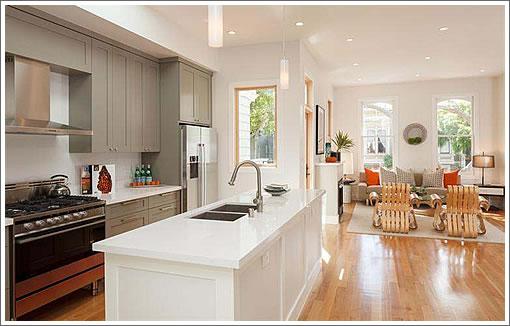 2882 Pine Street Kitchen