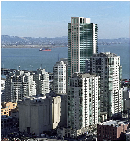 340 Fremont Scoop: Building Permit Filed For 400-Foot Tower