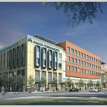 Designs For Kaiser's Proposed Potrero Hill Medical Services Building