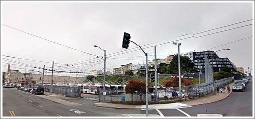 Is It Prime Time To Develop Muni's 5.4-Acre Presidio Yard?