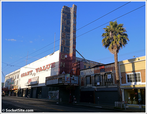 New Mission Theater Plans Moving Forward, Targeting 2013 Opening