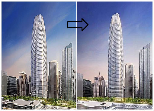 Transbay Tower Tweaks, Cuts And Timing