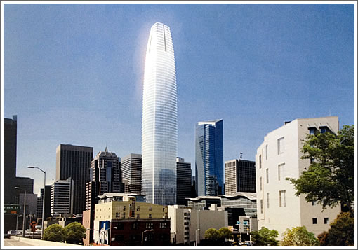 Planning To Raise Shadow Limits For SF's Transbay Towers To Rise