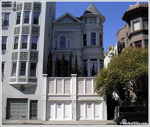 It's Time To Acquire A New Garage Up In Pacific Heights