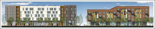 5800 Third Street Phase Two Buildings