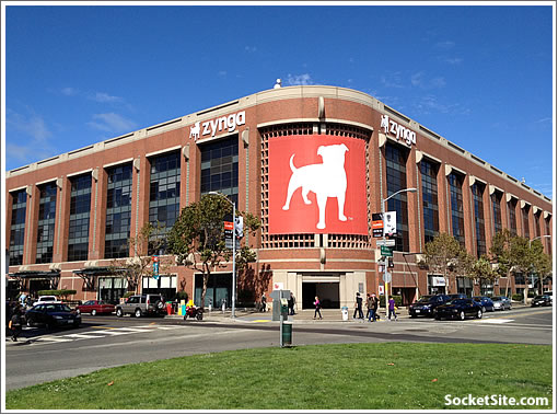 Zynga's Business Is Now worth Less Than Its Building