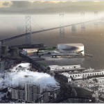 The Design For The Warriors San Francisco Arena On Piers 30-32