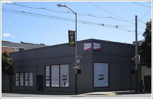 1321 Mission Street Site