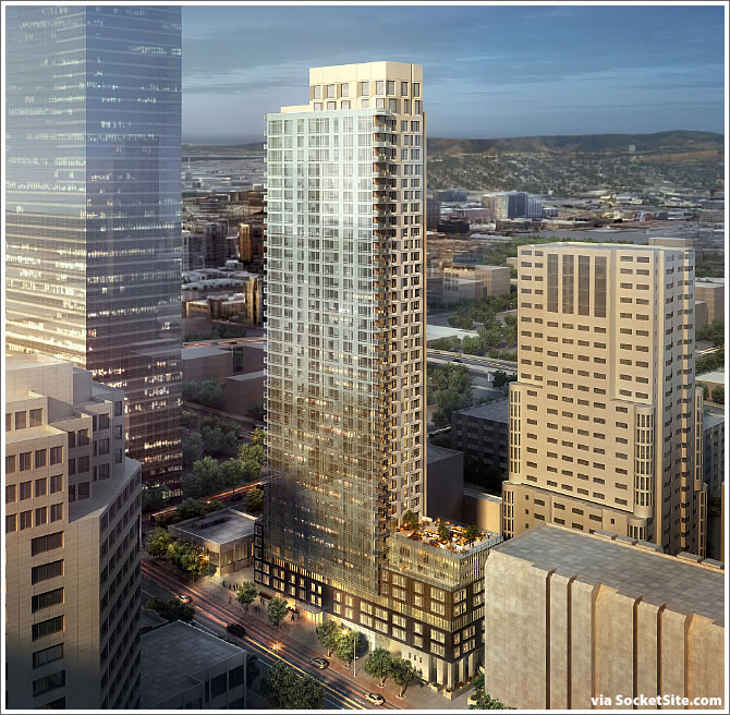 Neighborhood Scoop: 340 Fremont's Refined Design And Parking