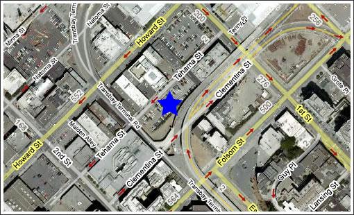 41 Tehama:Map