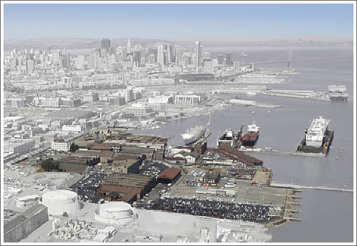 That Pier 70's Show: Developer Lined Up For The Historic Core