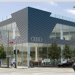 Coming To The Corner Of 14th And South Van Ness In Early 2014