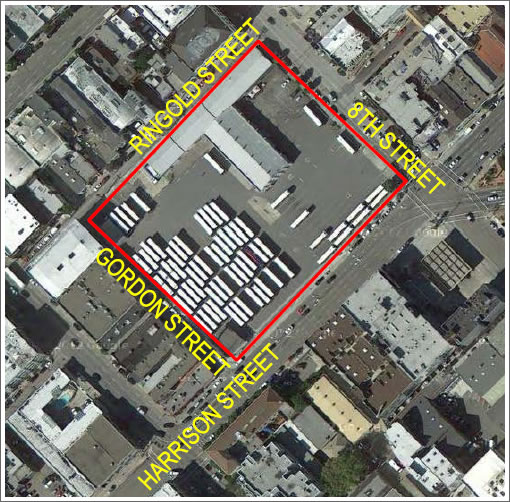 "Big Plans For The ""Short-Sited"" SoMa Block At 8th And Harrison"