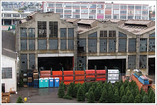 The Financial Terms And Plan To Rehab Pier 70's Historic Core