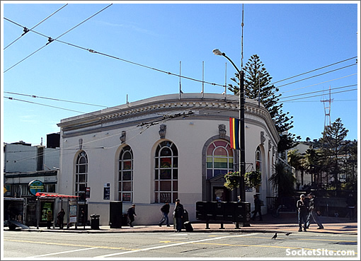 Apple Has Reportedly Set Their Sights On This Castro Street Site