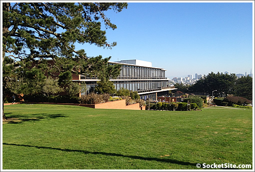 Big Deal To Redevelop UCSF's Laurel Heights Campus Inked