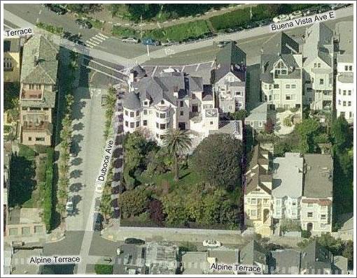 181 Buena Vista Avenue East Aerial